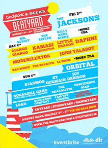 Picture of Festival Guide To The Beatyard