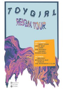 Picture of Toy Girl - Reign Tour Poster